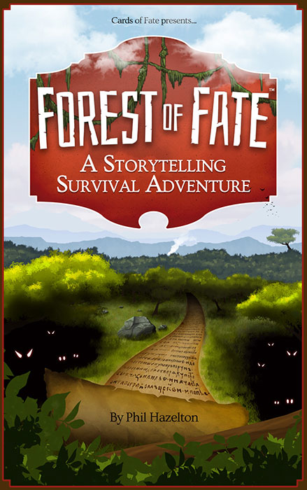 Forest of Fate box cover